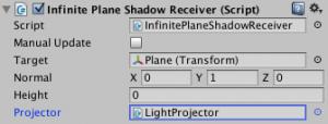 InspectorSetLightProjector