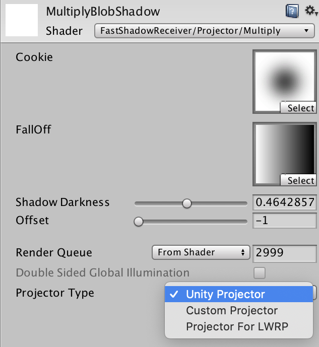 Projector Shaders | Nyahoon Games Pte  Ltd